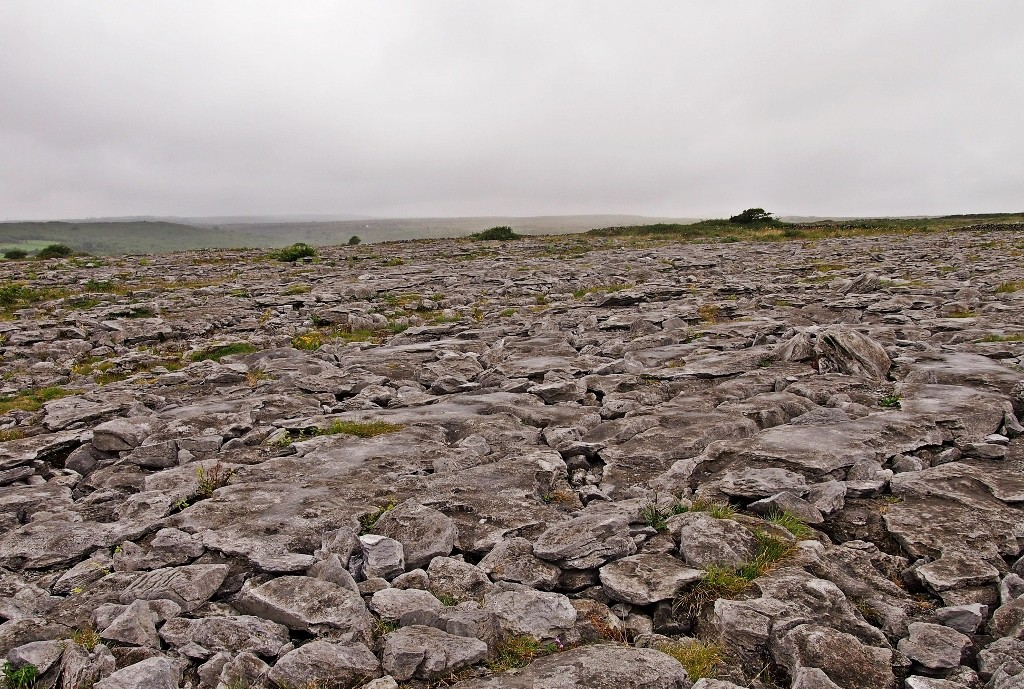 Desolateness of the Burren