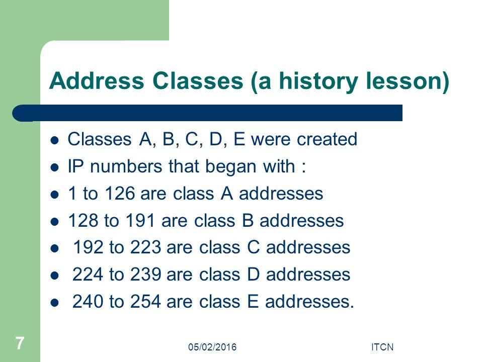 e-address
