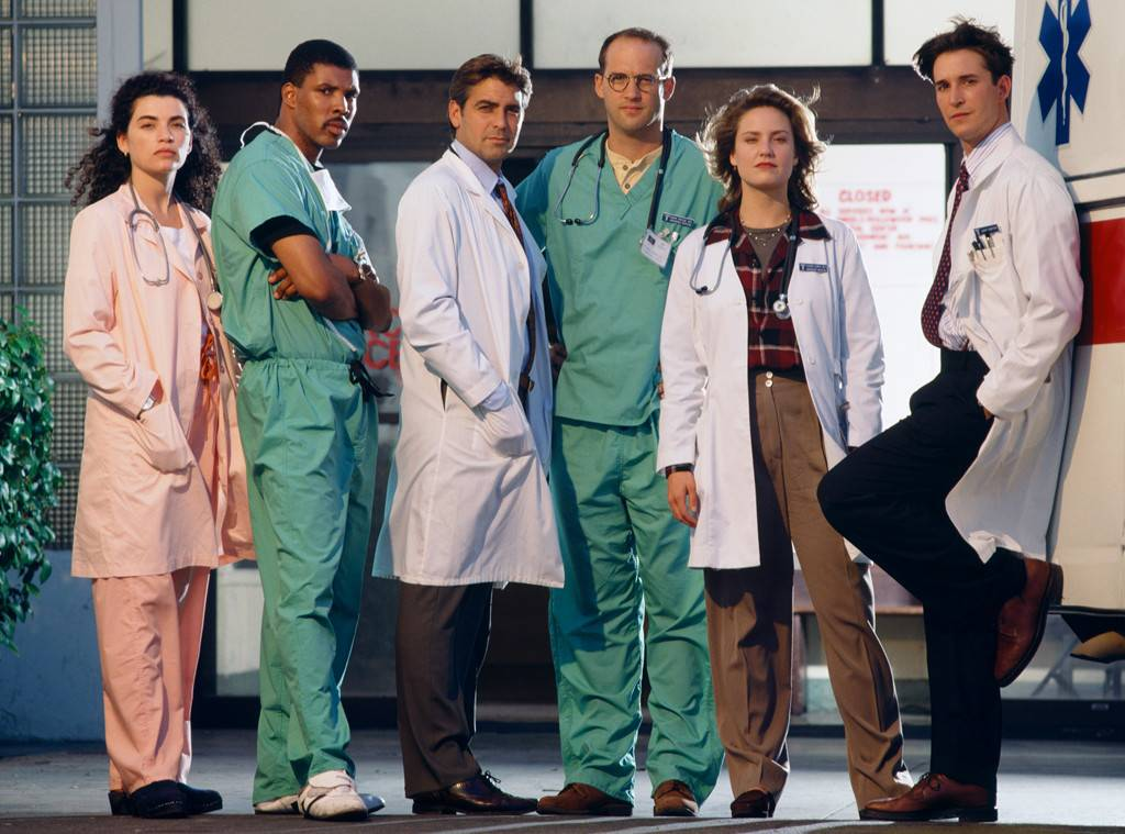 ER Season 1, Cast