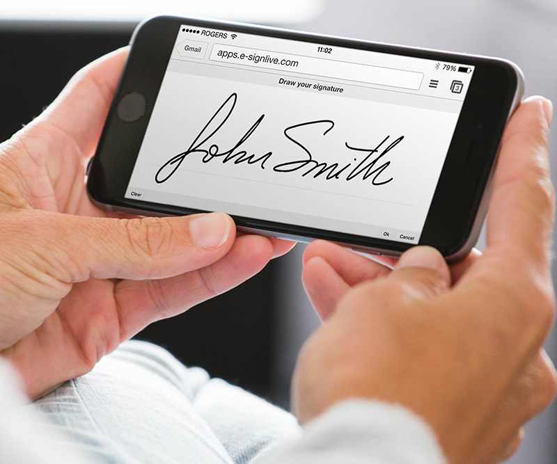 Capture GDPR Consent and Sign GDPR Contracts with E-Signatures