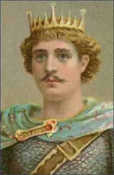 Edred or Eadred, was the son of Edward the Elder by his third wife, Edgiva,  daughter of Sieghelm, Ealdorman of Kent.