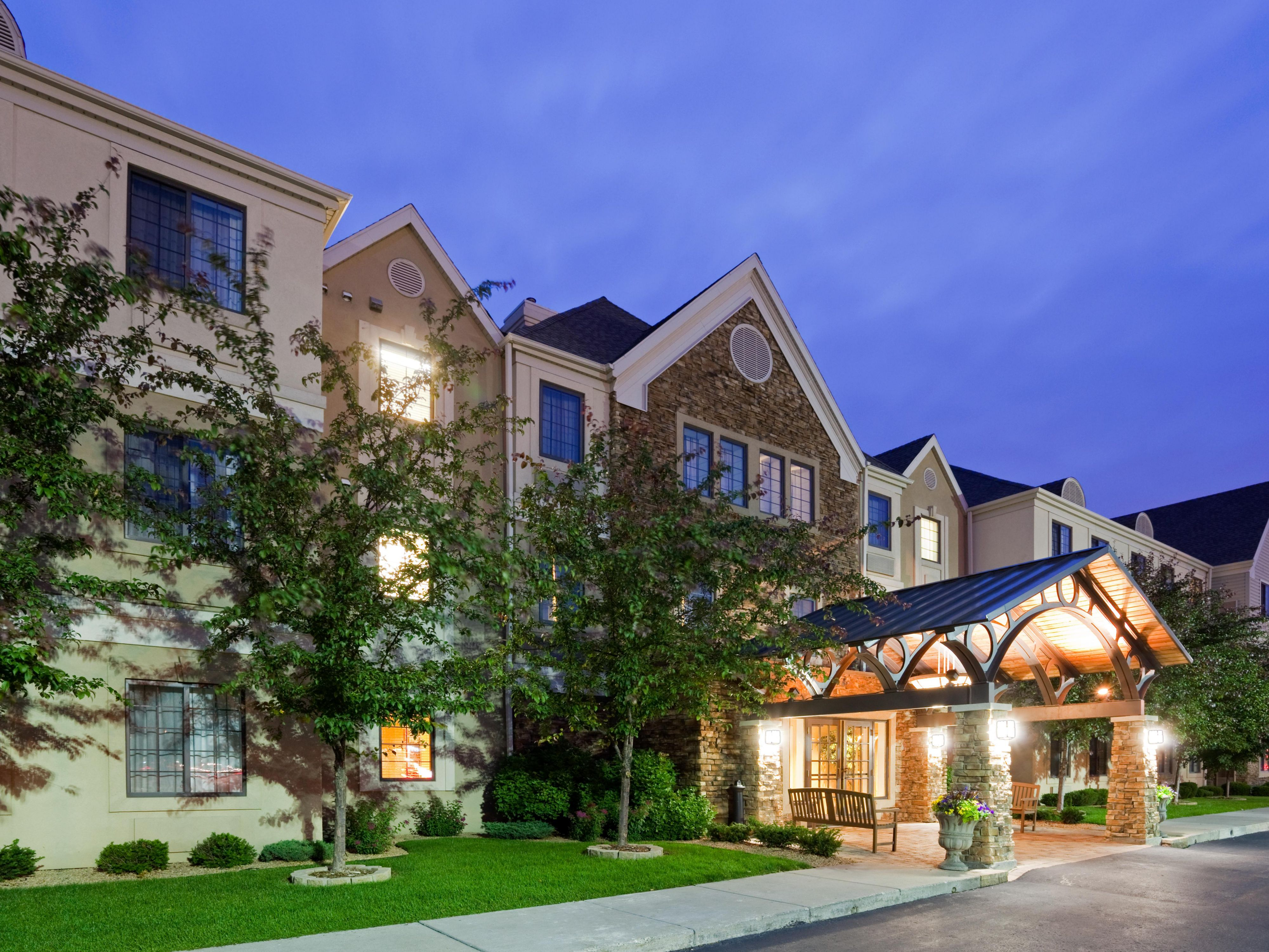 Staybridge Suites Eagan Arpt South - Mall Area - Extended Stay Hotel in  Eagan, United States with Full Kitchen