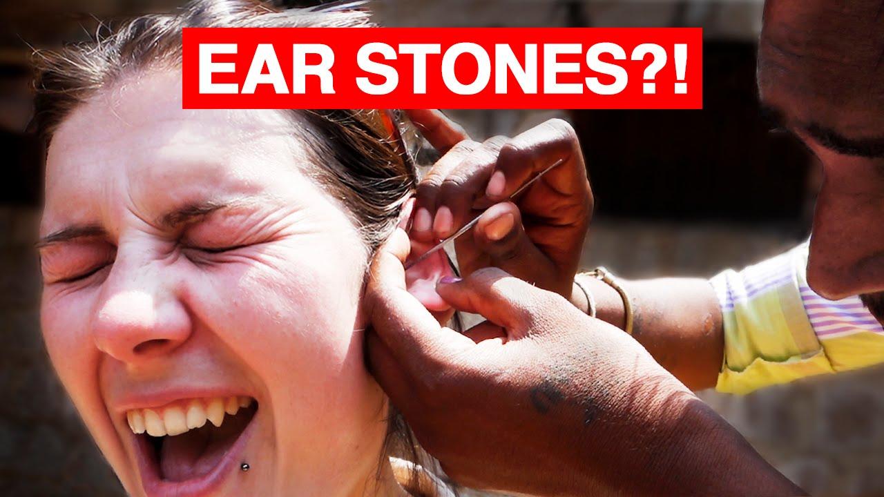 ear stone
