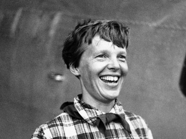 In July 1937, Amelia Earhart, American aviator lionized for her bravery,  and navigator Frederick Noonan left New Guinea, then a territory of  Australia,