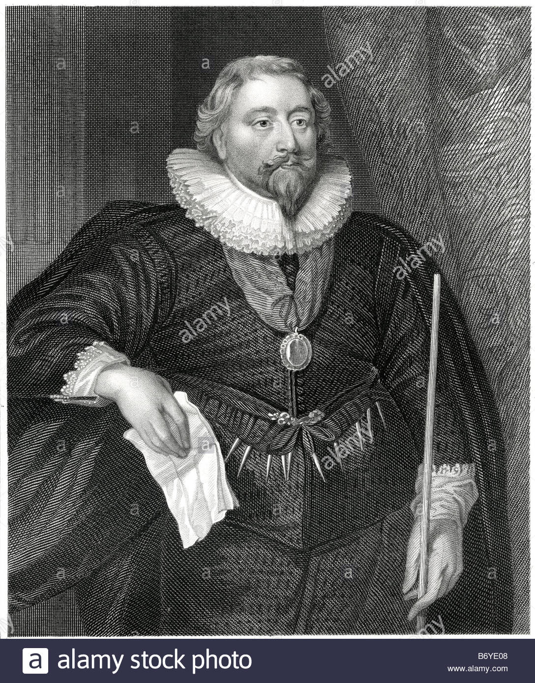 Richard Weston, 1st Earl of Portland, KG (1 March 1577 – 13 March  1634/1635), was Chancellor of the Exchequer Lord Treasurer