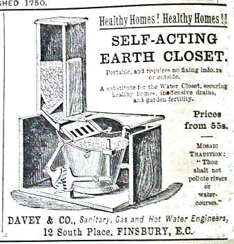 """Examples of some other earth closets. """""""