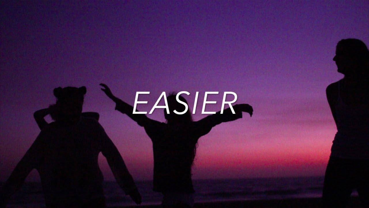 Mansionair - Easier (lyrics) (sub español)