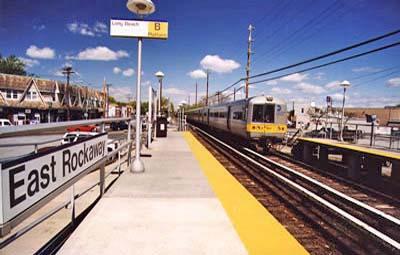 East Rockaway. Long Beach Branch - Fare Zone 7