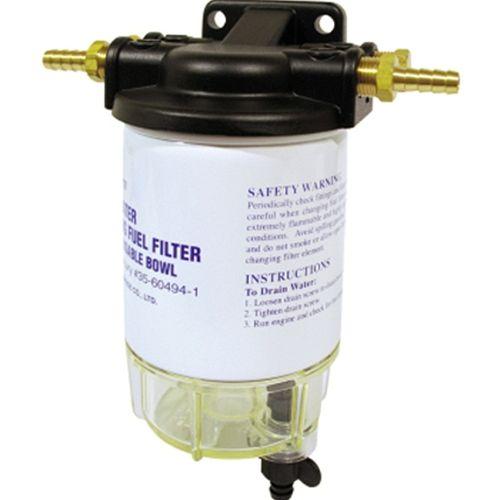 Easterner Clear Bowl Fuel Filter