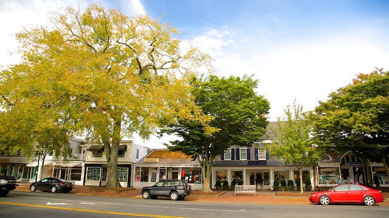 East Hampton is beloved for its knack of balancing refined elegance and  sunswept charm. And even though Main Street has transformed over the last  twenty