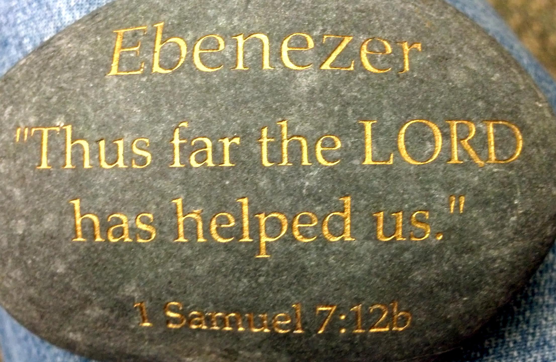 To Friendship: An Ebenezer
