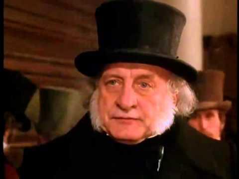Ebenezer Scrooge at his very worst