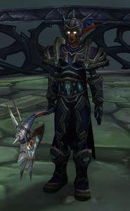 Ebon Knight Frostreaver