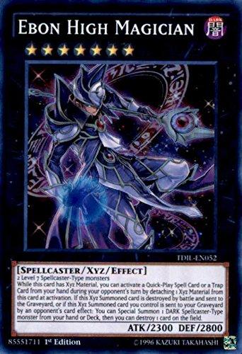 Yu-Gi-Oh! - Ebon High Magician (TDIL-EN052) -