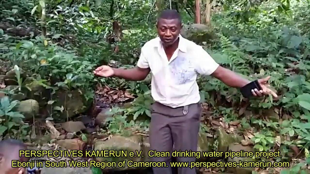 Ebonji clean water pipeline project