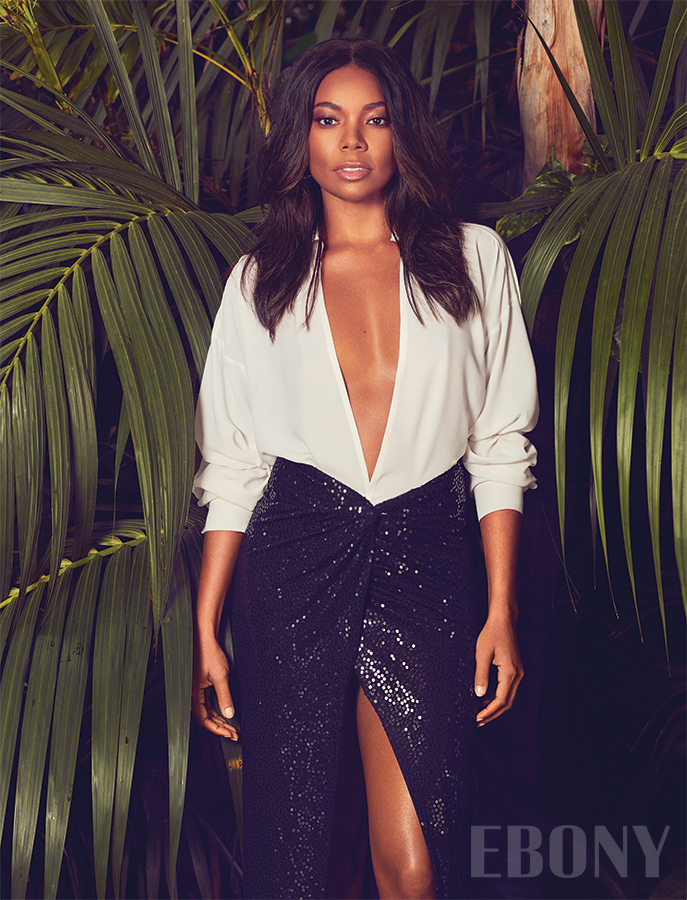 Gabrielle Union, Photography by Nino Munoz