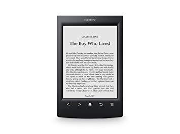Sony PRST2HBC eBook reader 6 Black, 1870659 (Black): Amazon.es: Electrónica