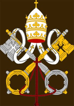 Image result for papal keys insignia