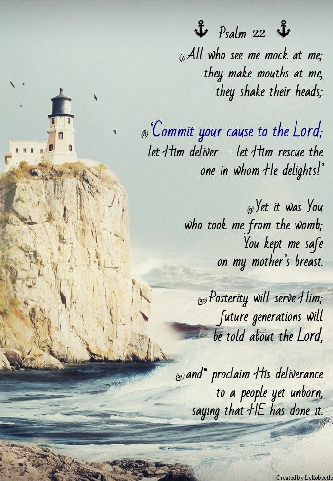 Episcopal Daily Lectionary for 10/17/14. Psalm 22; Ecclus. 1