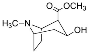 Ecgonine methyl ester solution 100 μg/mL in acetonitrile, ampule of 1 mL,