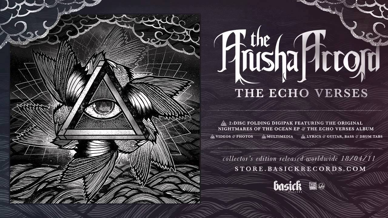 THE ARUSHA ACCORD - The Echo Verse (Official HD Audio - Basick Records)