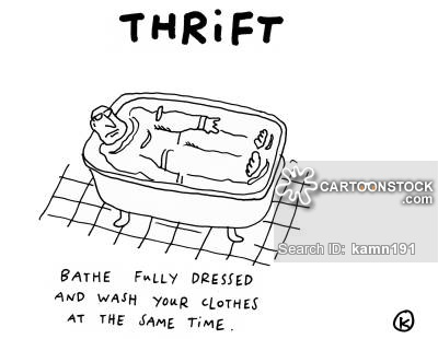 Economising cartoon 8 of 244
