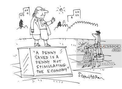 Economizing cartoon 5 of 255