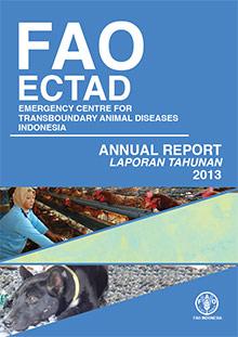 FAO ECTAD Indonesia Annual Report 2013
