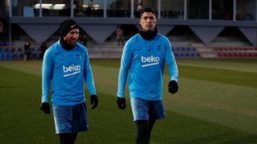 Lista de convocados de Valverde para el FC Barcelona-Valencia