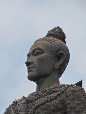 Chao Fa Ngum Statue: Fa Ngum
