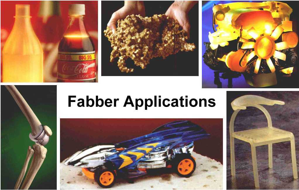 What are fabbers used for?
