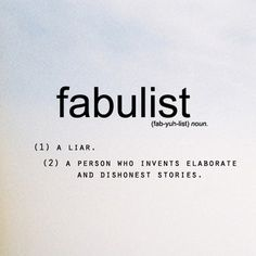 fabulist Unusual Words, Rare Words, Unique Words, New Words, Cool Words,