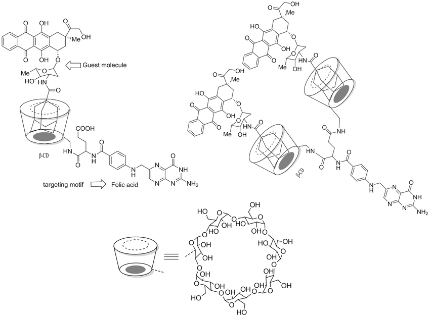 The chemical structures of FACD-Ada-Dox (a) and FA-diCD
