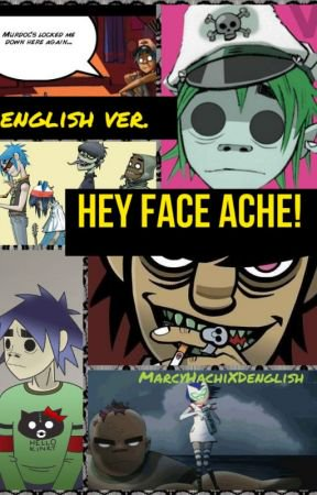 Hey face ache! 2-d escape from plastic beach (english ver.)