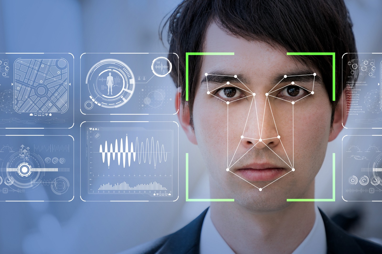 Facial recognition using OpenCV in Java