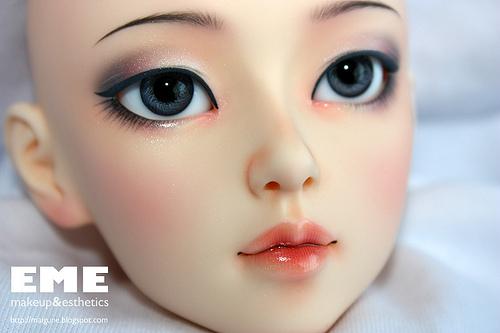Face-up Commission: Elfdoll Soah