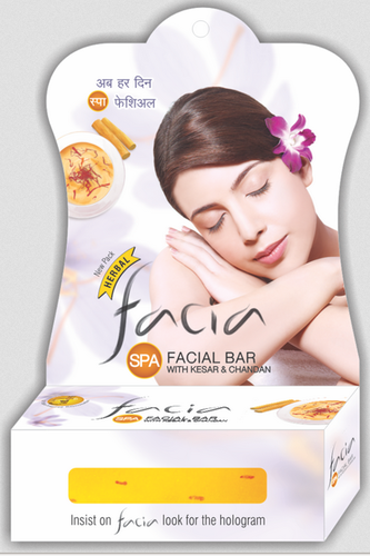 Facia Facial Bar Small Pack Of 4
