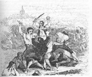 An Irish Faction Fight