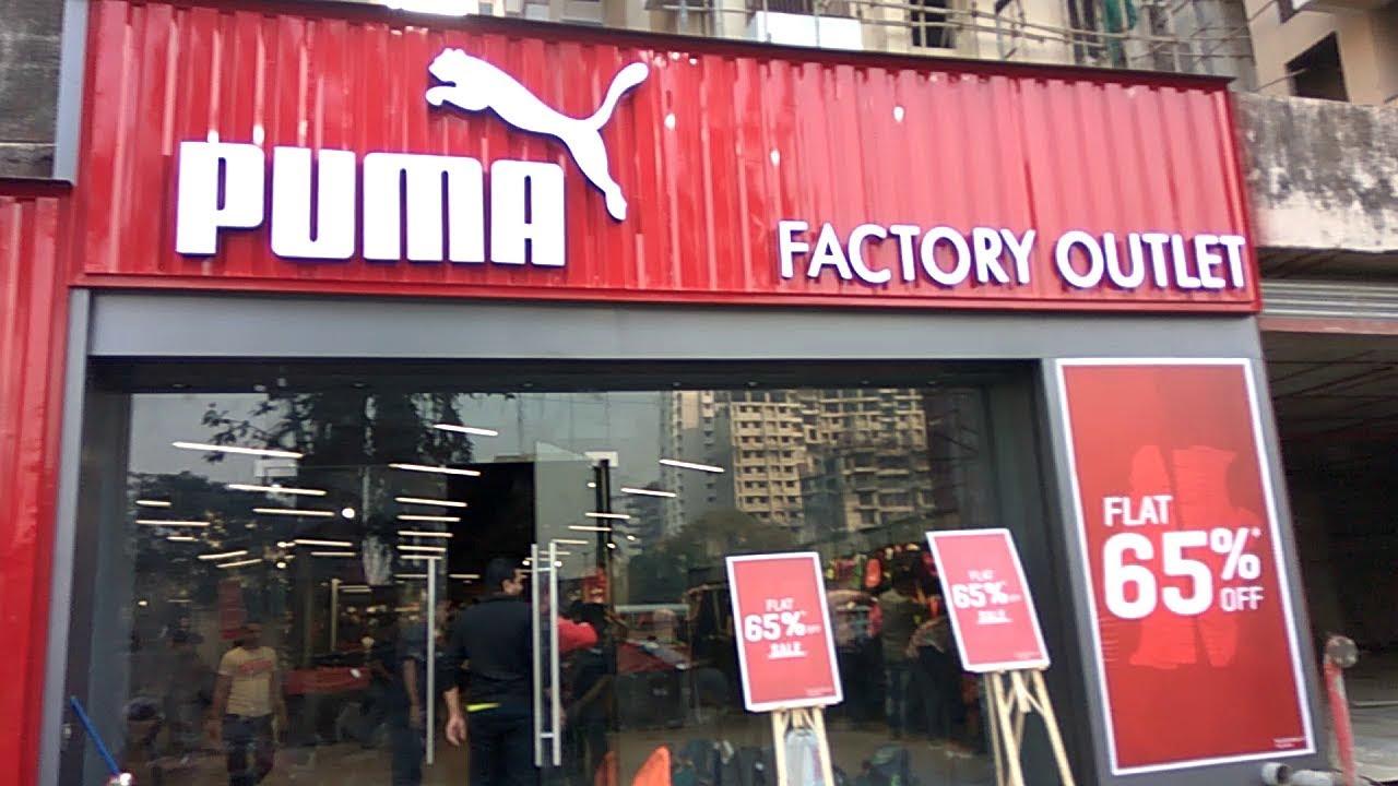 Puma Factory Outlet Mumbai | Mira Road | Dahisar | Mumbai |