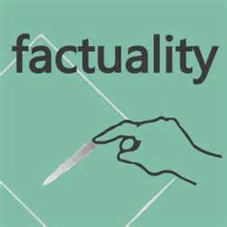 Definitions of factuality