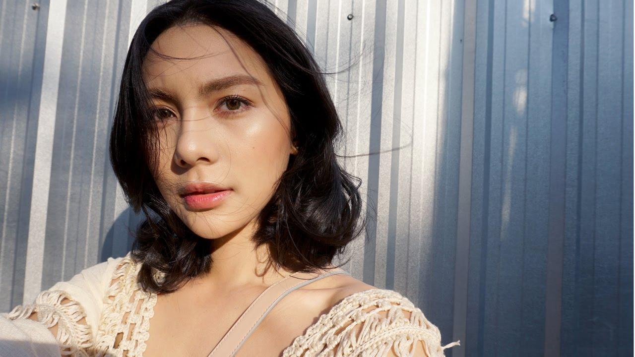 Brighten day makeup + vlog (ccEng)   Fah Sarika