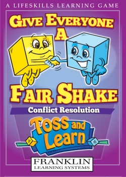 Give Everyone A Fair Shake - Dice Game