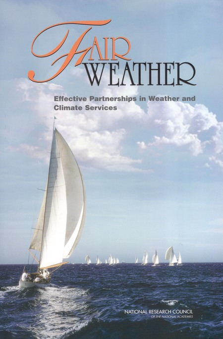 Fair Weather: Effective Partnership in Weather and Climate Services