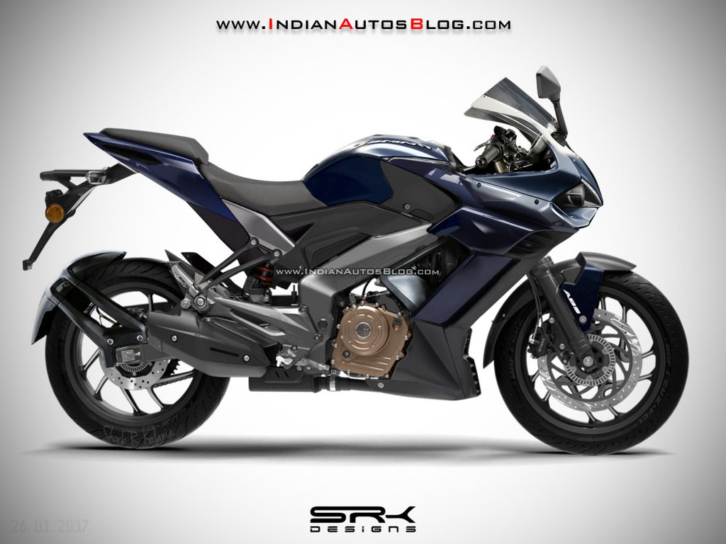 Fully-Faired Bajaj Dominar 400FF Rendered; A Possible KTM RC390 Rival on  Cards?