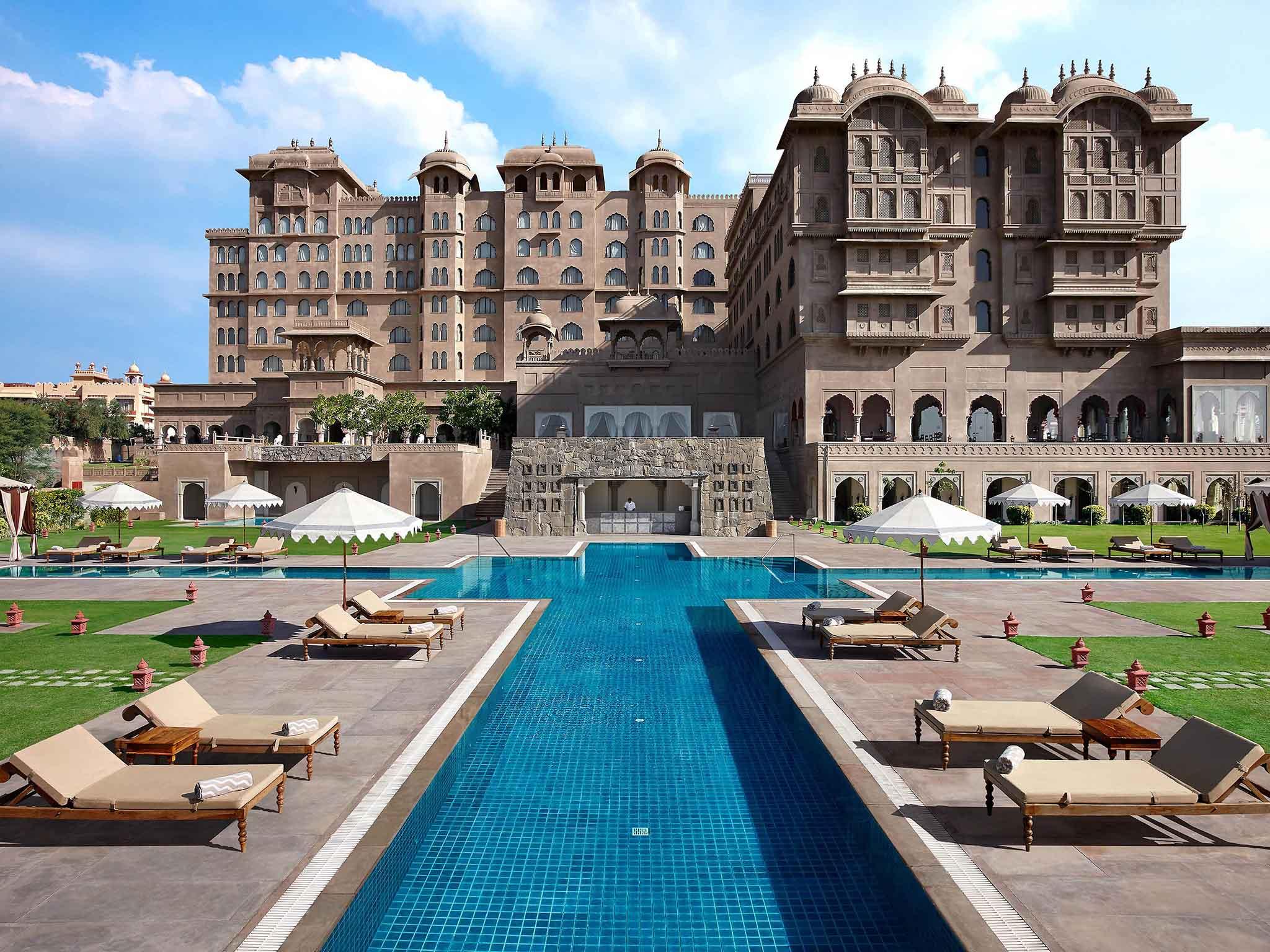 Hotel - Fairmont Jaipur