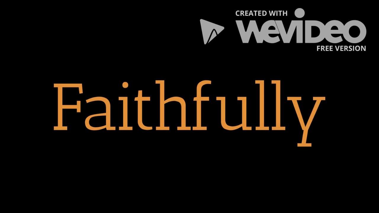 Journey - Faithfully - Lyrics
