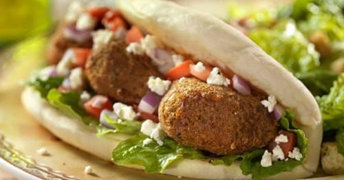 Falafel (Receta auténtica y original)