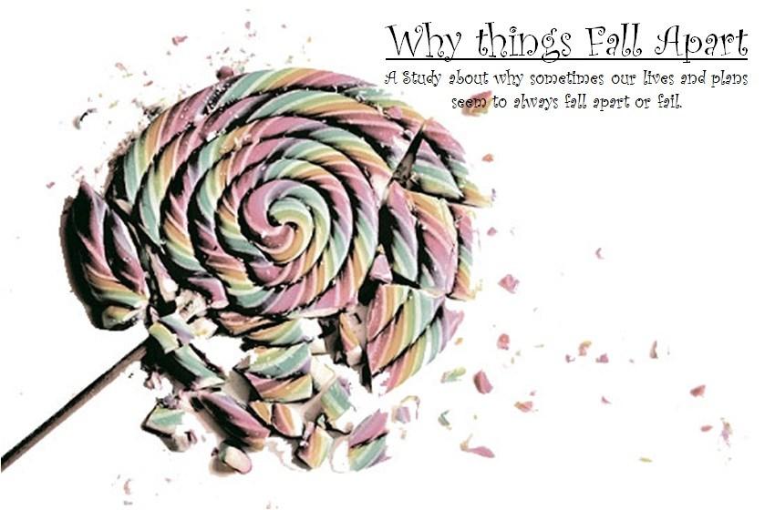 Why Things Fall Apart (07-26-2015)