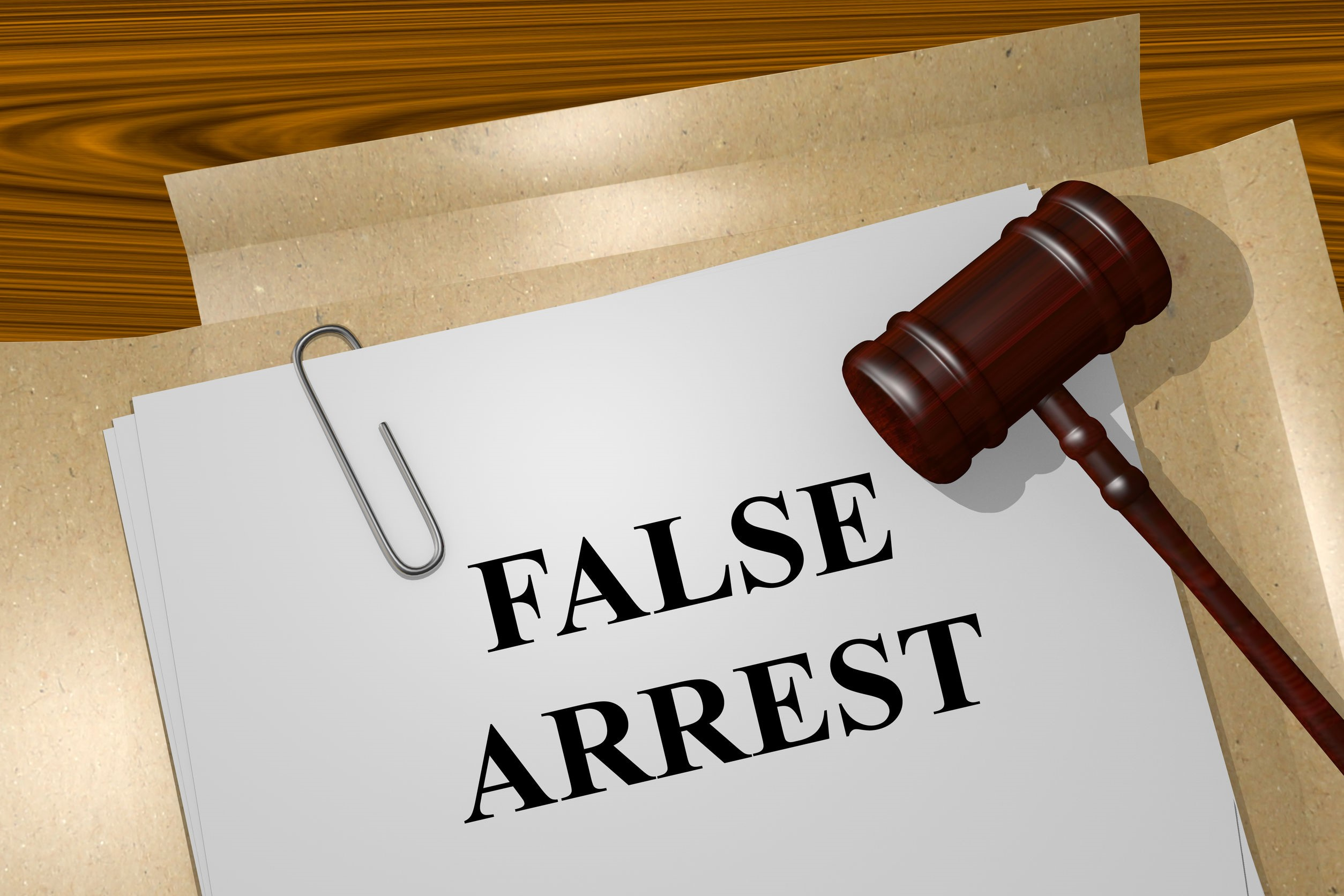 Can You Sue For False Arrest After Your Criminal Charges Are Dropped? It  depends.