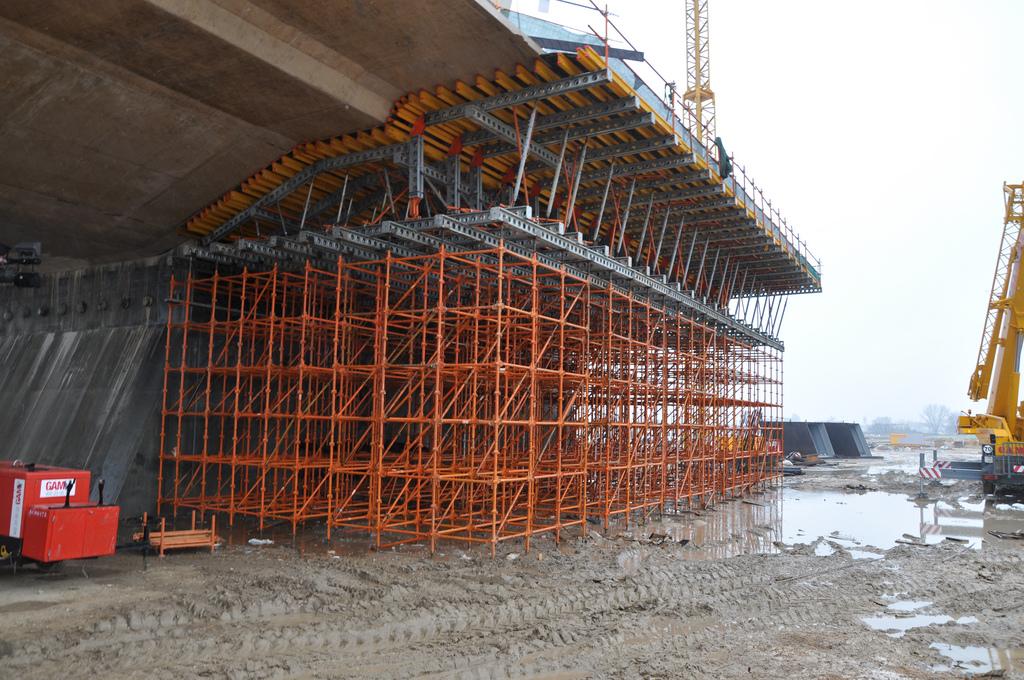 Formwork/Falsework - Talavera Cable Stayed Bridge 3 | by RMD Kwikform